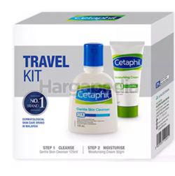 Cetaphil Cleanse Moisturise Trial Kit 1set