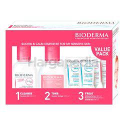 Bioderma Soothe & Calm Starter Kit 1set