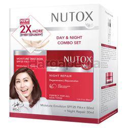 Nutox Day & Night Emulsion 50ml + Night Repair 30ml