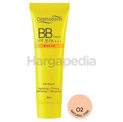 Cosmoderm BB Cream Vitamin E Natural Pink 30ml