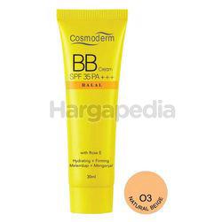 Cosmoderm BB Cream Vitamin E Natural Beige  30ml