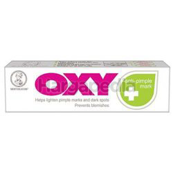 Oxy Anti Pimple Mark Cream 12gm