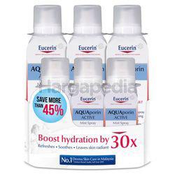 Eucerin Aquaporin Mist Spray 3x150ml + 3x50ml