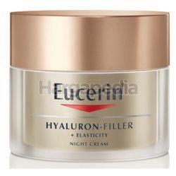 Eucerin Hyaluron + Elasticity Night Cream 50ml