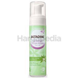 Betadine Feminine Wash Foam Pump Fresh and Active 200ml