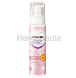 Betadine Feminine Wash Foam Pump Moist Calendula 200ml