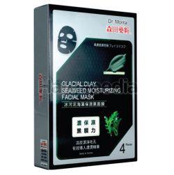 Dr.Morita Glacial Clay Seaweed Moisturizing Mask 4s