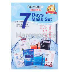 Dr.Morita 7 Days Facemask 7s