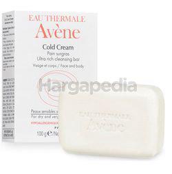 Eau Thermale Avene Cold Cream Cleansing Bar 100gm