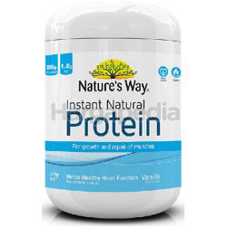 Nature's Way Instant Natural Protein Vanilla 375gm