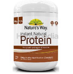 Nature's Way Instant Natural Protein Chocolate 375gm