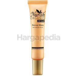 Nurish Organiq 24k Gold Eye Serum 15gm