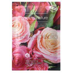 Secret Nature Sooth Rose Facial Mask 1s