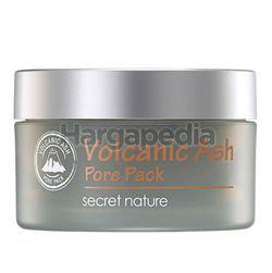 Secret Nature Volcanic Ash Pore Pack 100gm