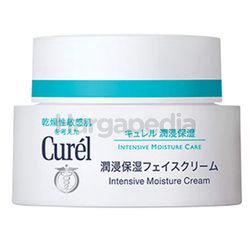 Curel Intensive Moisture Care Moisturizer Cream 40gm