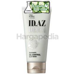 Id.Az Dermastic Oil Control Clay Mask 150ml