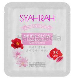 Syahirah Korean Secret White Glow Mask 23ml