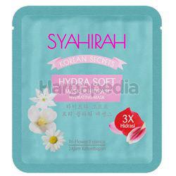 Syahirah Korean Secret Hydra Soft Mask 23ml