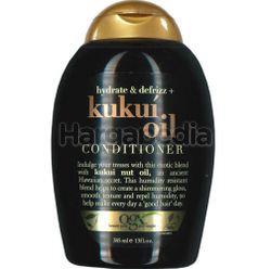 OGX Hydrate & Defrizz  Kukui Oil Conditioner 385ml