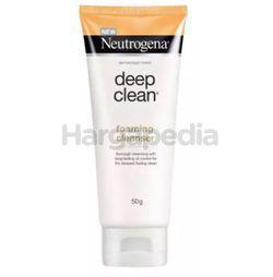 Neutrogena Deep Clean Foaming Facial Cleanser 50ml