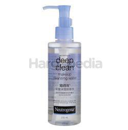 Neutrogena Deep Clean Makeup Cleansing Water 200ml
