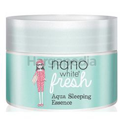 Nano White Fresh Aqua Sleeping Essence 15ml