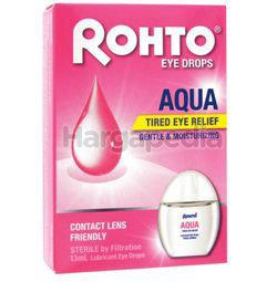 Rohto Eye Drops Aqua 13ml