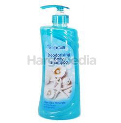 Tracia Deodorising Body Shampoo Spa Sea Mineral 750ml