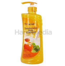 Tracia Deodorising Body Shampoo Honey Milk 750ml