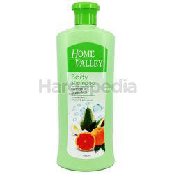 Tracia Home Valley Body Shampoo Orange and Grape 1lit