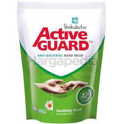 Shokubutsu Active Guard Hand Wash Refill Soothing Fresh 200ml