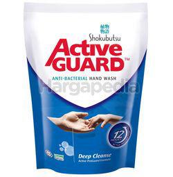 Shokubutsu Active Guard Hand Wash Refill Deep Cleanse 200ml