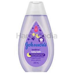 Johnson's Baby Bath Bedtime 200ml