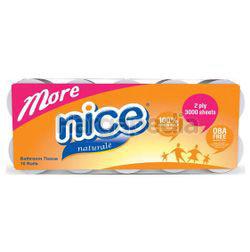 Nice More Bathroom Tissue 10s