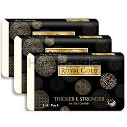 Royal Gold Black Soft Pack 12x50s