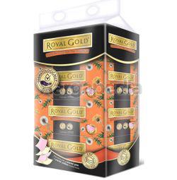 Royal Gold Twin Tone Facial Tissue 4x80s