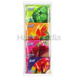 Scott Pocket Tissues Value Pack 8x16s