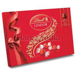 Lindt Lindor Milk Gift Box 168gm