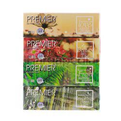 Premier Facial Tissue 4x90s
