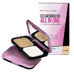 Maybelline Clear Smooth All-In-One Two Way Cake 04 Honey 1s