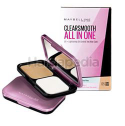 Maybelline Clear Smooth All-In-One Two Way Cake 05 Sand Beige 1s