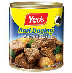 Yeo's Canned Beef Curry 285gm