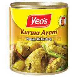Yeo's Canned Kurma Chicken 285gm