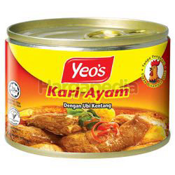 Yeo's Canned Curry Chicken with Potato 145gm
