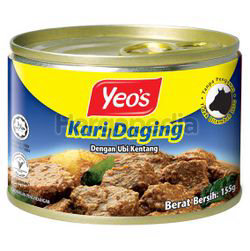 Yeo's Canned Beef Curry 155gm