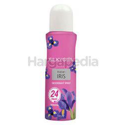Silky Girl Deodorant Spray Arabian Iris 100ml