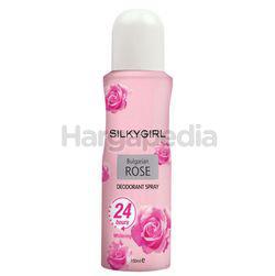 Silky Girl Deodorant Spray Bulgarian Rose 100ml