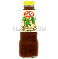 Life Black Pepper Sauce 250gm