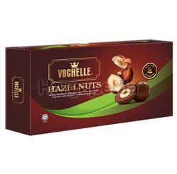 Vochelle Chocolate Tin  Hazelnuts 205gm