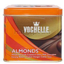 Vochelle Chocolate Tin Almond 180gm